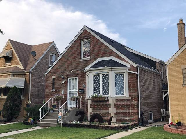 5647 S Keeler Avenue, Chicago, IL 60629 (MLS #10455003) :: The Perotti Group | Compass Real Estate