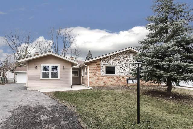 750 Ashley Court, Hoffman Estates, IL 60169 (MLS #10455035) :: Berkshire Hathaway HomeServices Snyder Real Estate