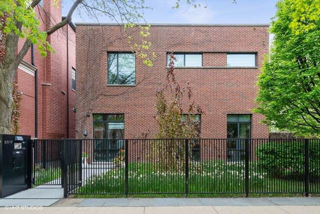 2517 N Greenview Avenue, Chicago, IL 60614 (MLS #10455037) :: Baz Realty Network | Keller Williams Elite