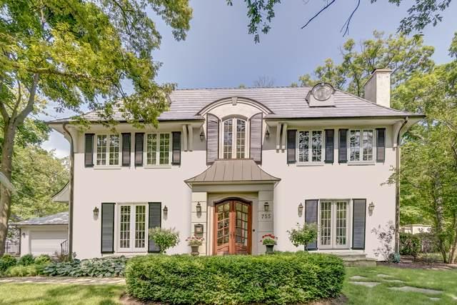 755 Sheridan Road, Glencoe, IL 60022 (MLS #10455054) :: The Perotti Group | Compass Real Estate