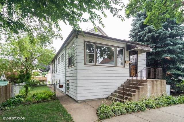 4207 W Roscoe Street, Chicago, IL 60641 (MLS #10455121) :: The Perotti Group | Compass Real Estate