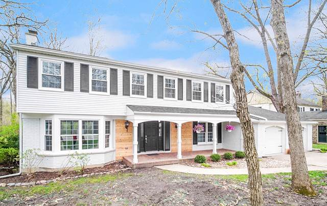13 Dukes Lane, Lincolnshire, IL 60069 (MLS #10455129) :: Helen Oliveri Real Estate