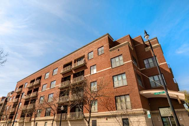 3300 W Irving Park Road N2, Chicago, IL 60618 (MLS #10455135) :: The Perotti Group | Compass Real Estate