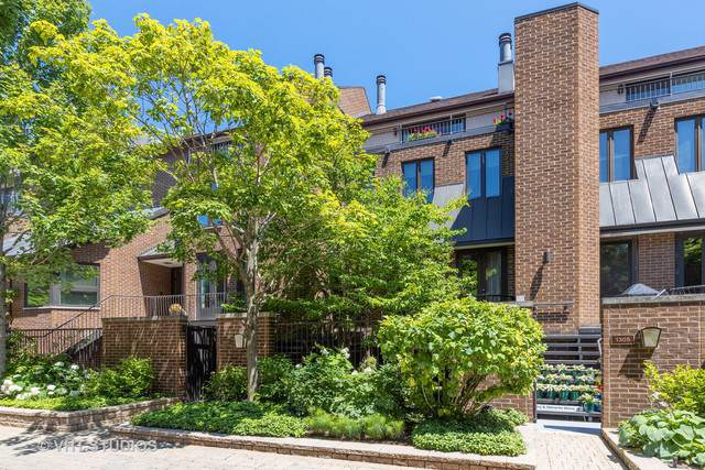1307 N Sutton Place, Chicago, IL 60610 (MLS #10455151) :: Property Consultants Realty