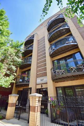 5107 N Kenmore Avenue 5N, Chicago, IL 60640 (MLS #10455168) :: The Perotti Group | Compass Real Estate