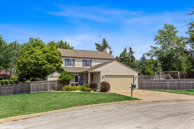 1104 Lightning Trail, Carol Stream, IL 60188 (MLS #10455188) :: Berkshire Hathaway HomeServices Snyder Real Estate