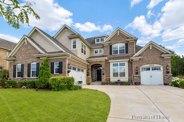 3590 Waterscape Terrace, Elgin, IL 60124 (MLS #10455285) :: Berkshire Hathaway HomeServices Snyder Real Estate