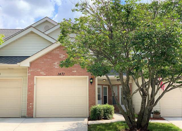 1471 Golfview Drive, Glendale Heights, IL 60139 (MLS #10455311) :: Berkshire Hathaway HomeServices Snyder Real Estate