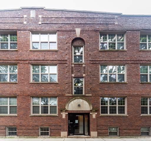 3343 W Sunnyside Avenue 2C, Chicago, IL 60625 (MLS #10455337) :: The Perotti Group   Compass Real Estate