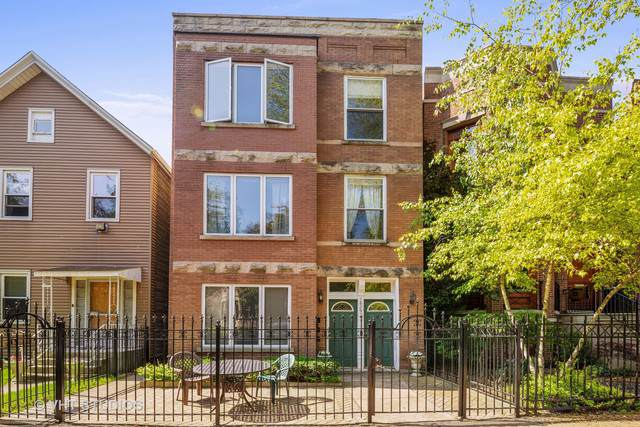 1829 W School Street, Chicago, IL 60657 (MLS #10455356) :: John Lyons Real Estate