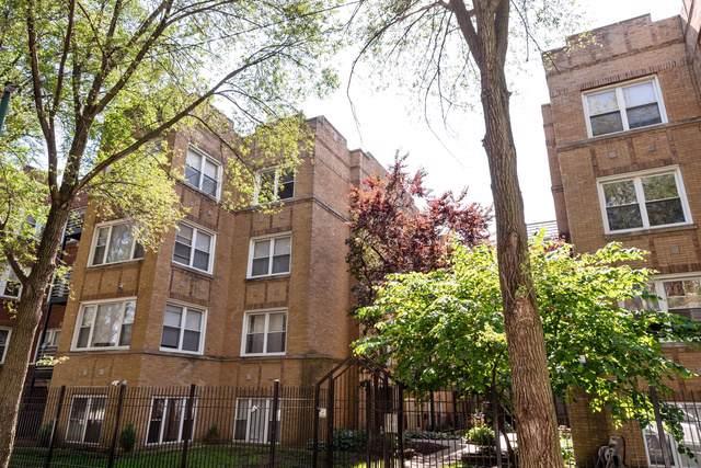 4602 N Monticello Avenue 3W, Chicago, IL 60625 (MLS #10455376) :: The Perotti Group   Compass Real Estate