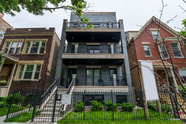 837 N Leavitt Street #3, Chicago, IL 60622 (MLS #10455378) :: Property Consultants Realty