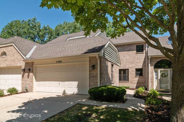 11564 Burton Court, Westchester, IL 60154 (MLS #10455393) :: The Perotti Group | Compass Real Estate