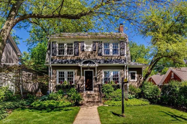 2211 Asbury Avenue, Evanston, IL 60201 (MLS #10455400) :: The Perotti Group   Compass Real Estate