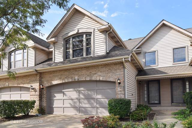 210 Springdale Lane, Bloomingdale, IL 60108 (MLS #10455402) :: The Perotti Group | Compass Real Estate