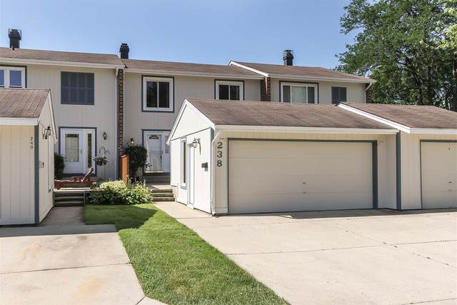 238 Oakwood Lane #108, Bloomingdale, IL 60108 (MLS #10455410) :: The Perotti Group | Compass Real Estate