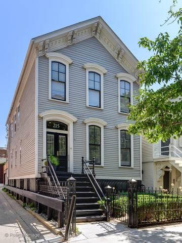 215 W Eugenie Street, Chicago, IL 60614 (MLS #10455423) :: Littlefield Group