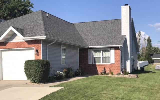 325 N Church Street A, Carlock, IL 61725 (MLS #10455431) :: The Perotti Group | Compass Real Estate