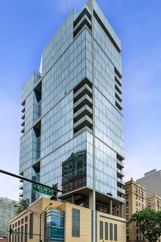 4 E Elm Street 8N, Chicago, IL 60611 (MLS #10455435) :: Property Consultants Realty