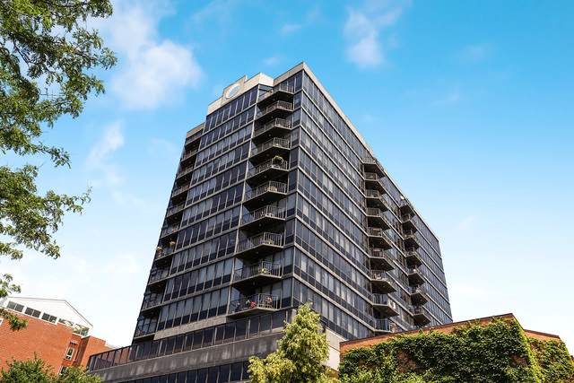 1309 N Wells Street #505, Chicago, IL 60610 (MLS #10455439) :: Property Consultants Realty