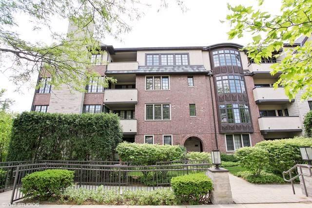 1600 Green Bay Road #301, Highland Park, IL 60035 (MLS #10455463) :: Ryan Dallas Real Estate