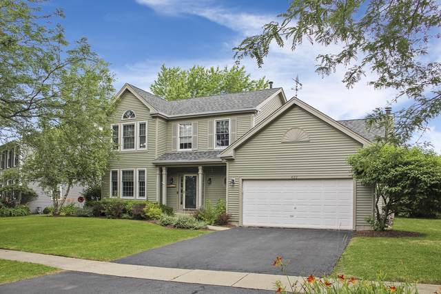 422 Yorkshire Court, Grayslake, IL 60030 (MLS #10455464) :: Berkshire Hathaway HomeServices Snyder Real Estate