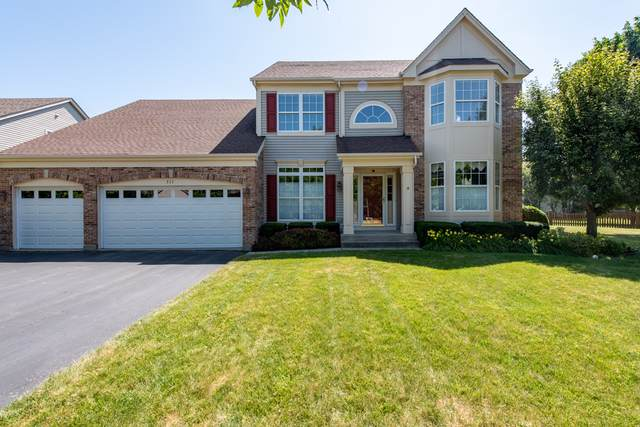 511 Treetop Lane, Gurnee, IL 60031 (MLS #10455469) :: The Perotti Group | Compass Real Estate