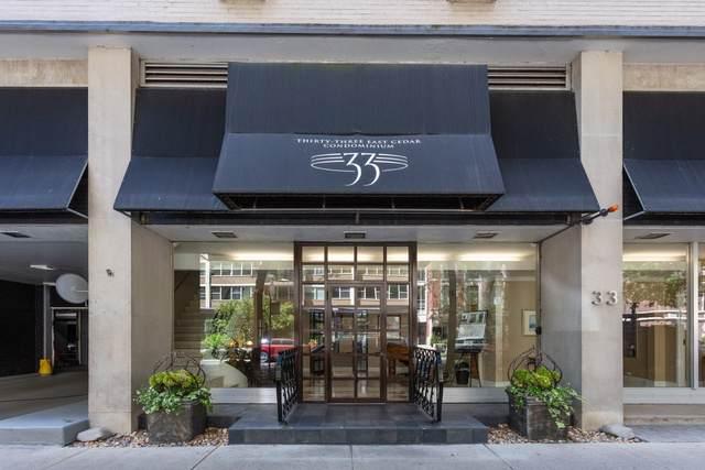 33 E Cedar Street 10E, Chicago, IL 60611 (MLS #10455471) :: Property Consultants Realty