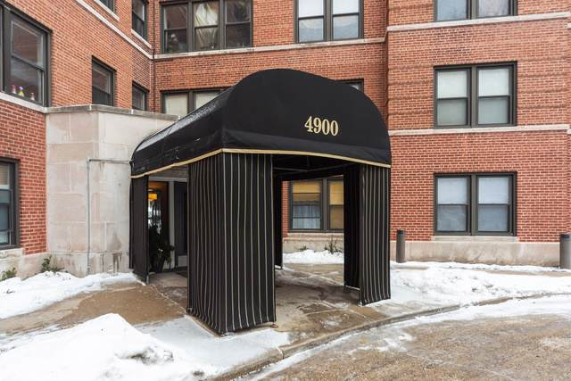 4900 N Marine Drive #711, Chicago, IL 60640 (MLS #10455475) :: The Perotti Group | Compass Real Estate