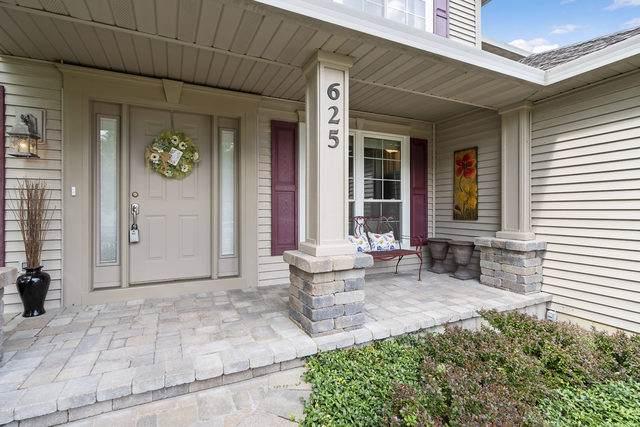 625 Chestnut Drive, Carol Stream, IL 60188 (MLS #10455485) :: The Perotti Group | Compass Real Estate