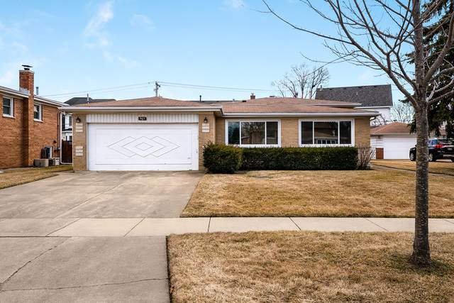 905 S Albert Street, Mount Prospect, IL 60056 (MLS #10455489) :: The Perotti Group | Compass Real Estate
