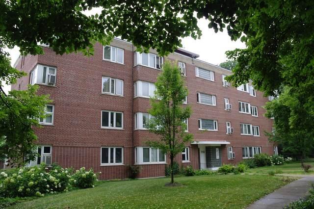 7212 Oak Avenue 3NE, River Forest, IL 60305 (MLS #10455496) :: Berkshire Hathaway HomeServices Snyder Real Estate