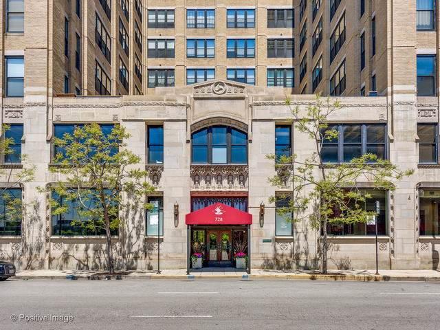 728 W Jackson Boulevard #416, Chicago, IL 60661 (MLS #10455501) :: John Lyons Real Estate