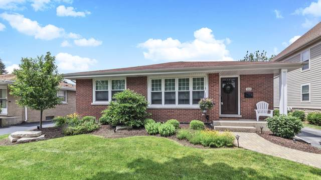 968 S Saylor Avenue, Elmhurst, IL 60126 (MLS #10455518) :: The Dena Furlow Team - Keller Williams Realty
