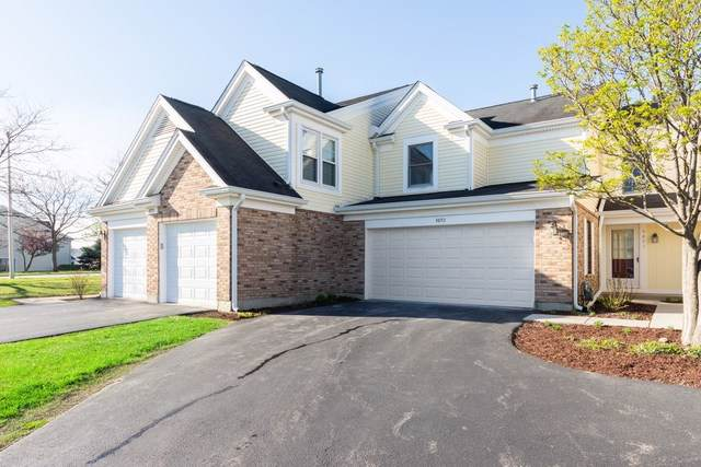4893 Prestwick Place, Hoffman Estates, IL 60010 (MLS #10455525) :: The Spaniak Team