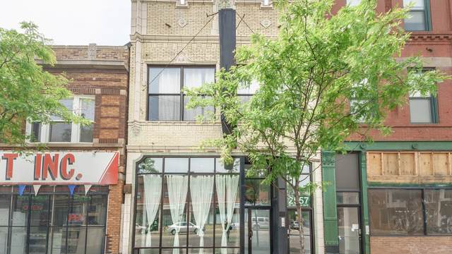 2557 North Avenue, Chicago, IL 60647 (MLS #10455564) :: Property Consultants Realty
