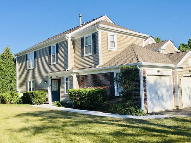 1801 Pebble Beach Circle A, Elk Grove Village, IL 60007 (MLS #10455575) :: Berkshire Hathaway HomeServices Snyder Real Estate