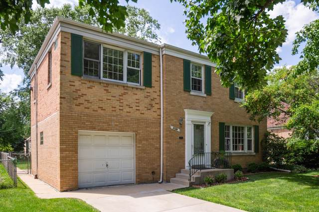 8142 N Keystone Avenue, Skokie, IL 60076 (MLS #10455628) :: The Perotti Group | Compass Real Estate