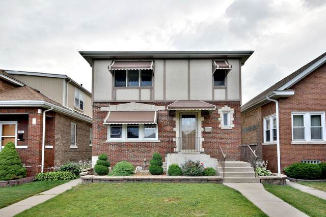 2036 N 73rd Avenue, Elmwood Park, IL 60707 (MLS #10455630) :: The Perotti Group | Compass Real Estate