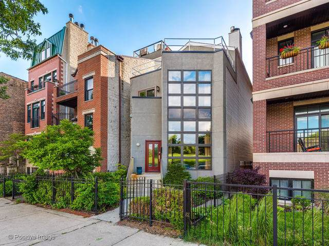 2034 N Burling Street, Chicago, IL 60614 (MLS #10455663) :: Property Consultants Realty