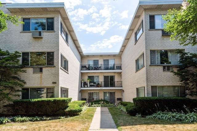 810 Dobson Street 2C, Evanston, IL 60202 (MLS #10455682) :: The Perotti Group   Compass Real Estate
