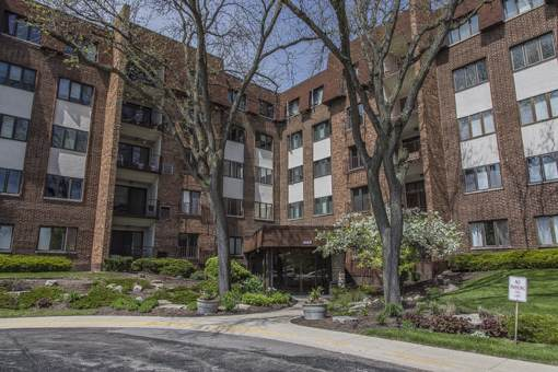 448 Raintree Court 5P, Glen Ellyn, IL 60137 (MLS #10455695) :: John Lyons Real Estate