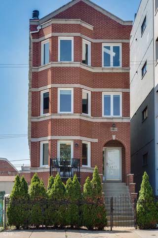 1455 W Grand Avenue 1F, Chicago, IL 60642 (MLS #10455733) :: Property Consultants Realty