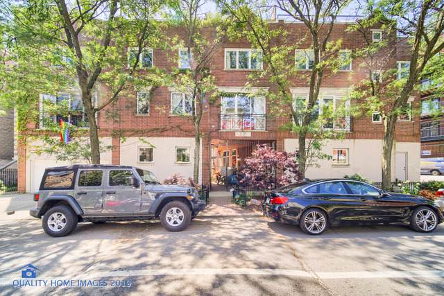 917 W Roscoe Avenue B, Chicago, IL 60657 (MLS #10455740) :: Property Consultants Realty