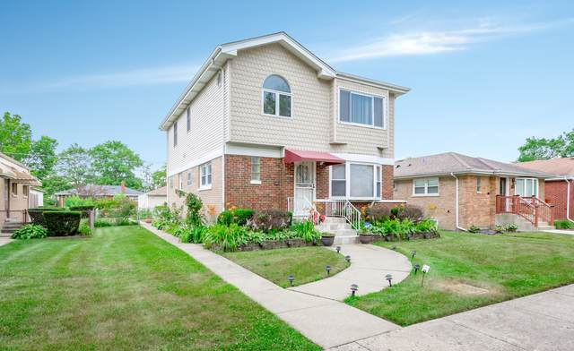 3837 Jerome Avenue, Skokie, IL 60076 (MLS #10455749) :: John Lyons Real Estate