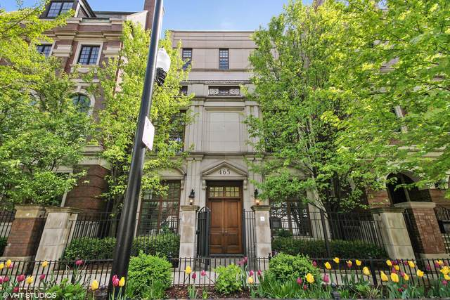 465 W Superior Street, Chicago, IL 60654 (MLS #10455776) :: Property Consultants Realty