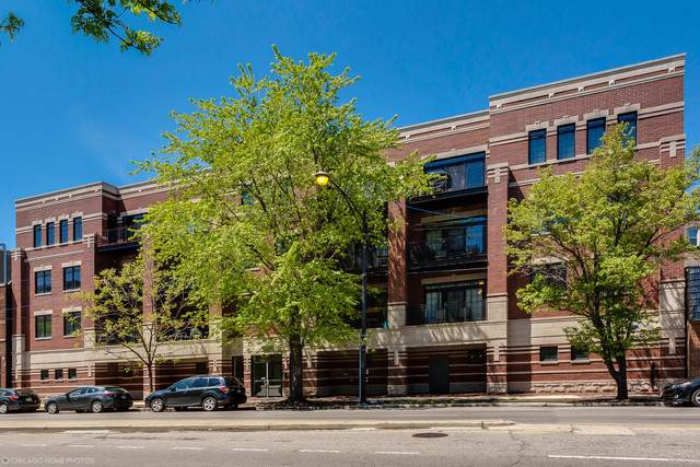 3844 N Ashland Avenue #21, Chicago, IL 60613 (MLS #10455787) :: The Perotti Group | Compass Real Estate
