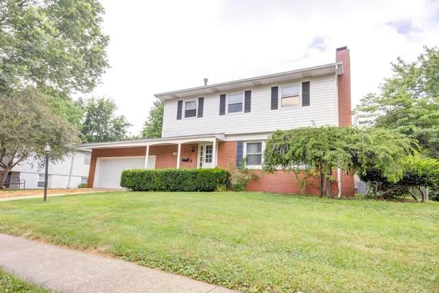 2208 Brett Drive, Champaign, IL 61821 (MLS #10455793) :: John Lyons Real Estate