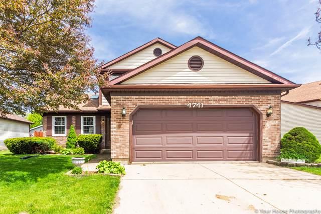4741 Sunflower Lane, Hoffman Estates, IL 60192 (MLS #10455801) :: Angela Walker Homes Real Estate Group