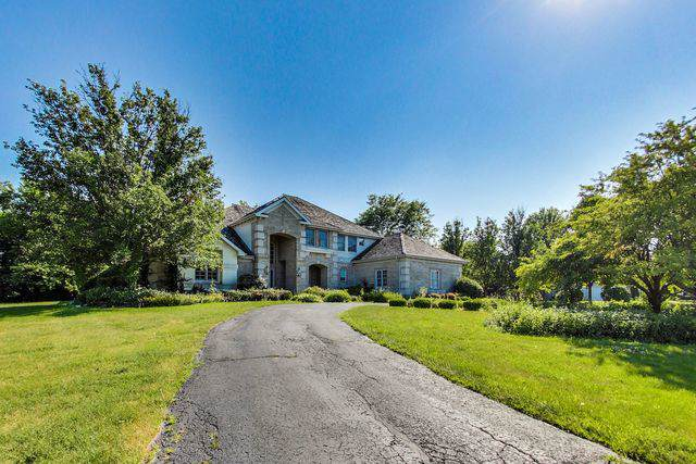 915 Livingston Court, Inverness, IL 60010 (MLS #10455805) :: The Perotti Group | Compass Real Estate